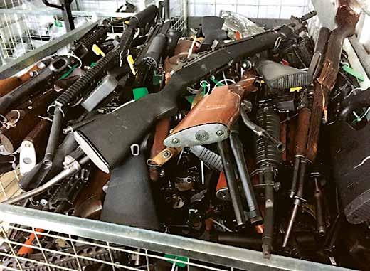 Firearm Prohibition Order proposal