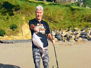 Drone fishing NZ