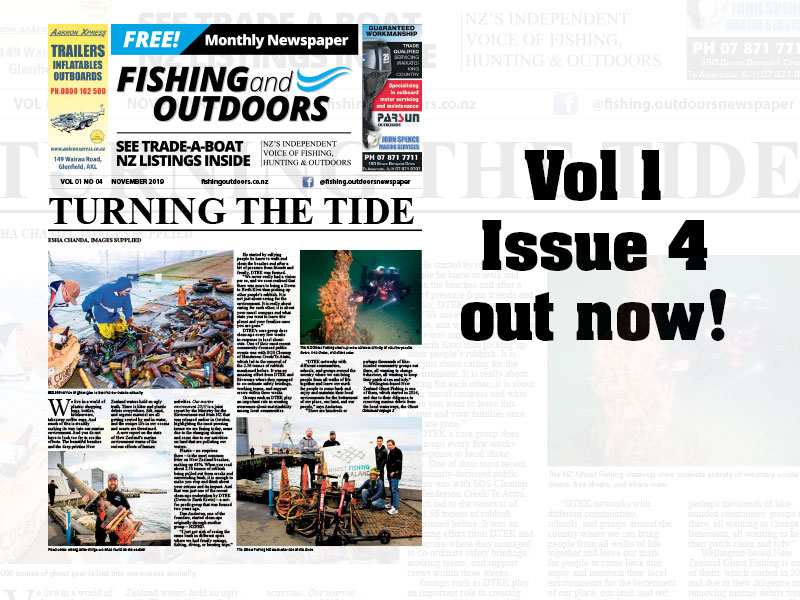 Fishing & Outdoors NZ November 2019