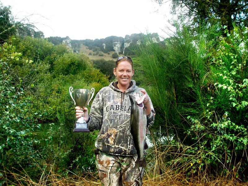 26th Lake Arapuni fishing contest results