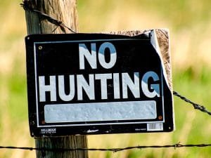 Five men arrested in Waitomo over illegal hunting